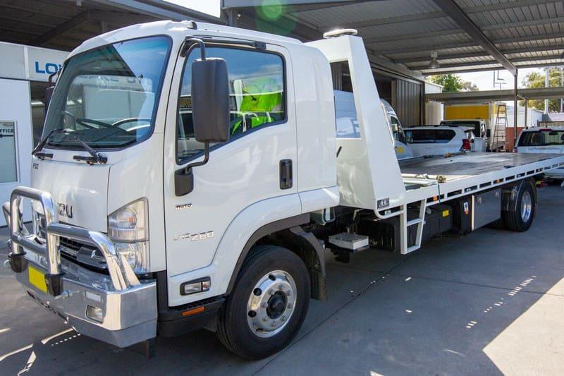 tow truck racq towing service sunshine coast